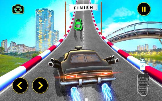 Impossible Mega Ramp Stunts Track Simulator screenshot 8