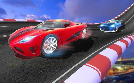 Impossible Mega Ramp Stunts Track Simulator screenshot 2