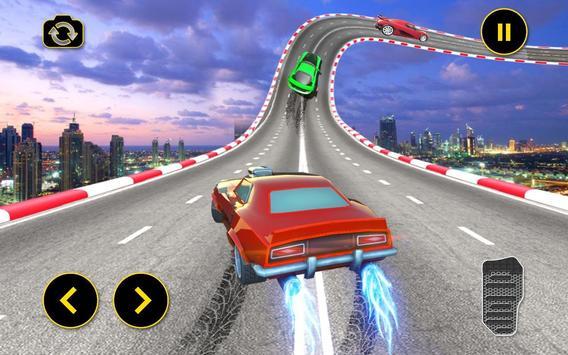 Impossible Mega Ramp Stunts Track Simulator screenshot 3
