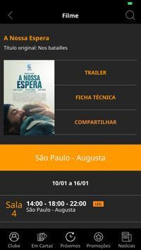 Itaú Cinemas screenshot 3