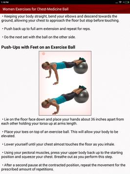 Top Workout Exercises for Men and Women screenshot 15