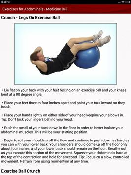 Top Workout Exercises for Men and Women screenshot 18