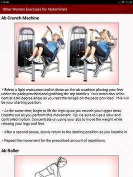 Top Workout Exercises for Men and Women screenshot 11