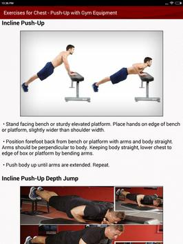 Top Workout Exercises for Men and Women screenshot 20