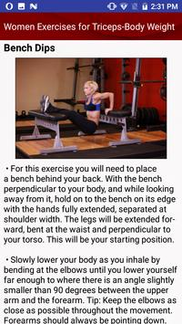 Top Workout Exercises for Men and Women screenshot 7