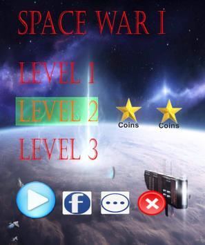 Space War I screenshot 3