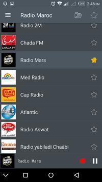 Radio Maroc screenshot 3