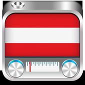 Radio 88.6 Rock App AT Kostenlos Radio Online 2019 icon
