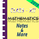 Class 12 Mathematics Study Materials & Notes 2019 APK