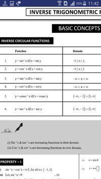 Class 12 Mathematics Study Materials & Notes 2019 Screenshot 5