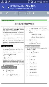 Class 12 Mathematics Study Materials & Notes 2019 Screenshot 6