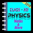 Class 12 Physics Study Materials & Notes 2018-19 APK