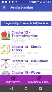 Class 11 Physics Study Materials & Notes 2019 screenshot 5