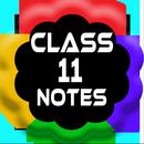 Class 11 PCMB Study Materials & Notes 2019-20 APK