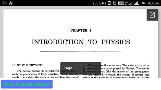 HC Verma Vol.1 - Complete Book With Solution screenshot 3