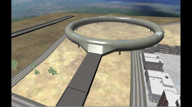 Stunt Car Driving 3D screenshot 3