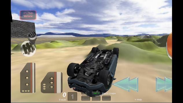 Stunt Car Driving 3D screenshot 12