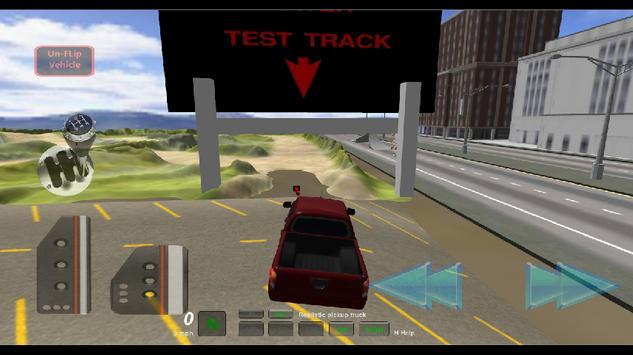 Stunt Car Driving 3D screenshot 1