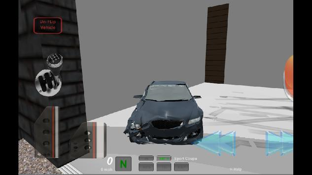 Stunt Car Driving 3D screenshot 21