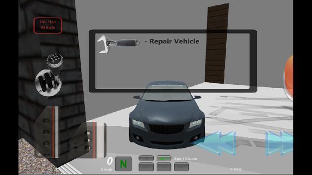 Stunt Car Driving 3D screenshot 23