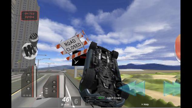 Stunt Car Driving 3D screenshot 6