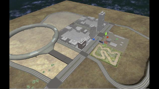 Stunt Car Driving 3D screenshot 8