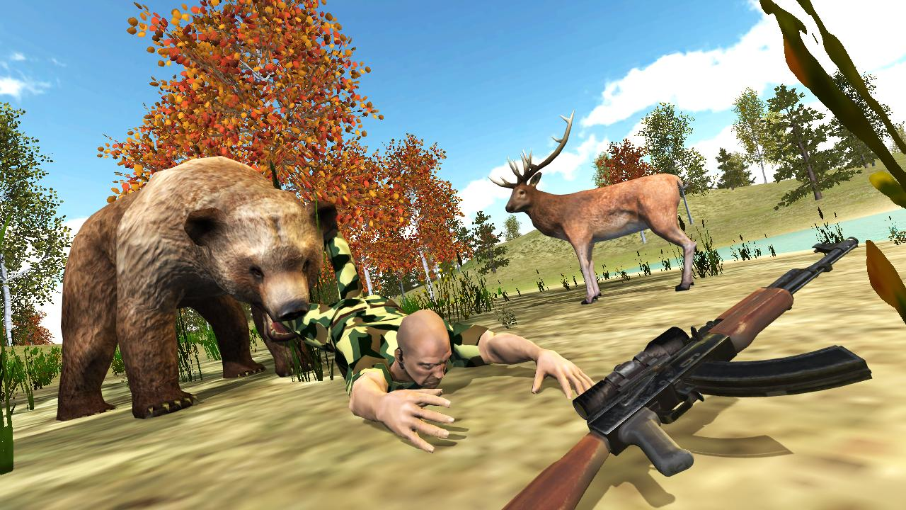 Hunting Simulator 4x4 for Android - APK Download