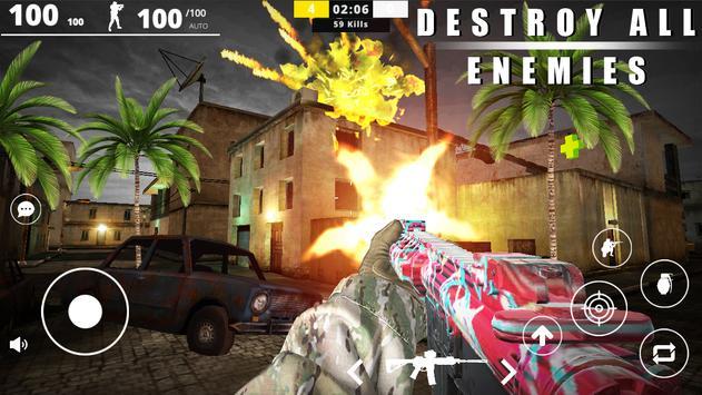 Strike Force Online FPS Shooting Games screenshot 13