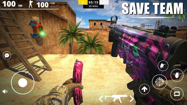 Strike Force Online FPS Shooting Games screenshot 14
