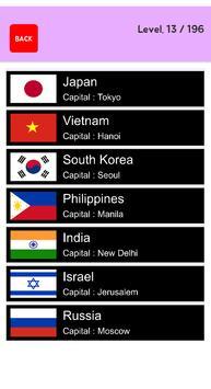 World Flag Quiz : Simple Version screenshot 3