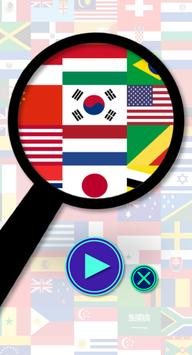 World Flag Quiz : Simple Version poster