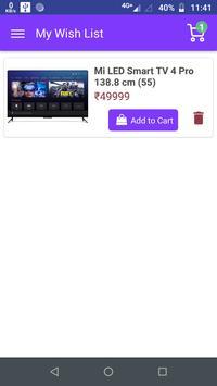WooCommerce Store App screenshot 5