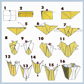 Origami Art Tutorials icon