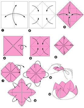 Origami Art Tutorials screenshot 1