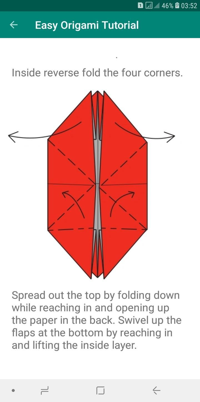 Martin's Origami: Fish | 1440x720