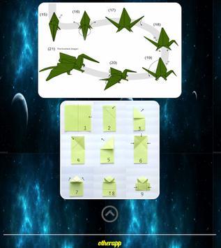 Origami Tutorial screenshot 11