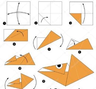 Origami Tutorial screenshot 20