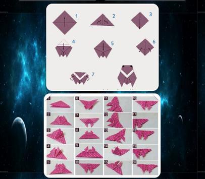 Origami Tutorial screenshot 2