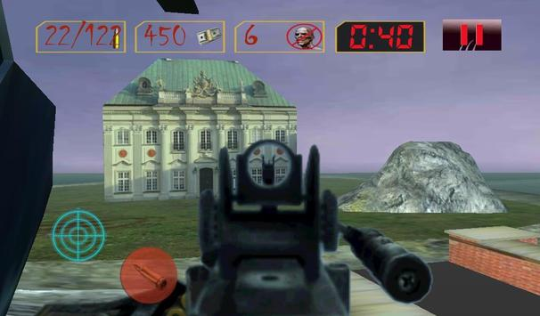 Sniper Zombies Shoot Off.SOS Z screenshot 11