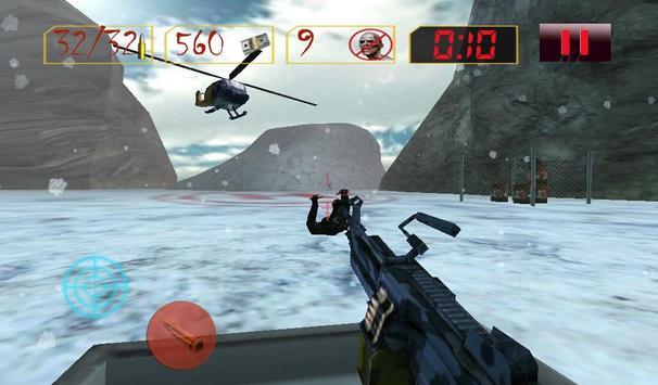 Sniper Zombies Shoot Off.SOS Z screenshot 7