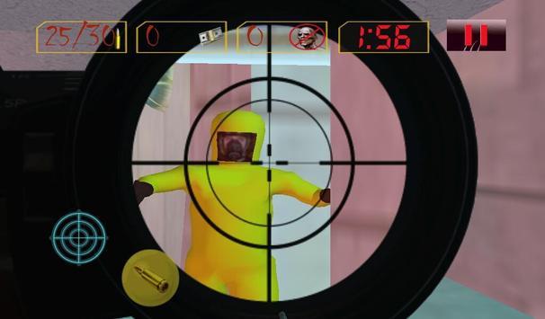 Sniper Zombies Shoot Off.SOS Z screenshot 8