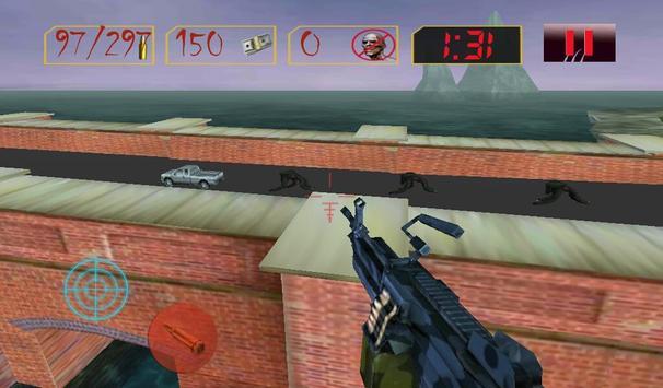 Sniper Zombies Shoot Off.SOS Z screenshot 9