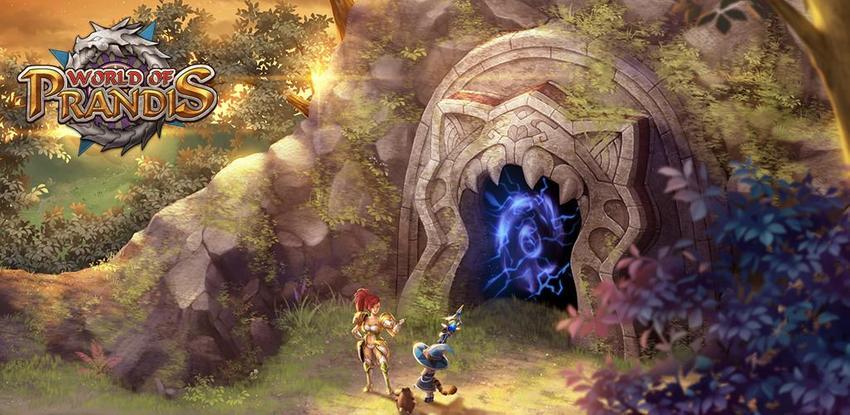 World of Prandis (Non-Auto Real MMORPG) APK