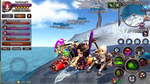 World of Prandis Ekran Görüntüsü 6