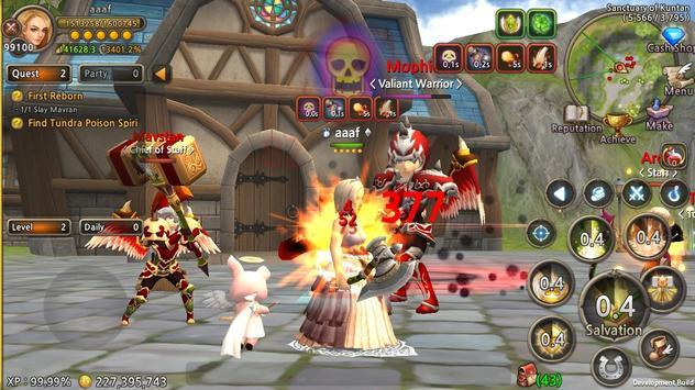World of Prandis screenshot 1