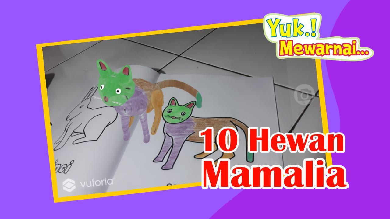 41+ Download Gambar Hewan Mamalia HD