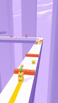 Cube Surfer! screenshot 1