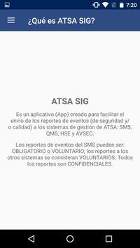 ATSA SIG screenshot 2
