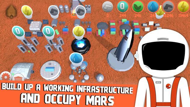 Mars: Colonization poster