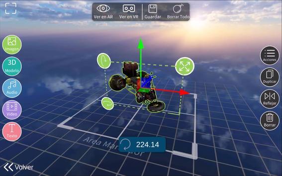 AugmentedClass! Realidad Aumentada para Educación syot layar 1